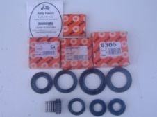 OILSEALS, BEARINGS AND GASKETS